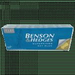 Benson & Hedges Superking Sky Blue – 20pck