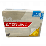 Sterling Finest hand rolloing tobacco 30g pouch